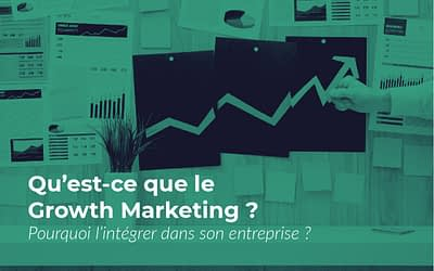 Qu'est-ce que le Growth Marketing ? Quelle est la différence avec le Growth Hacking ?
