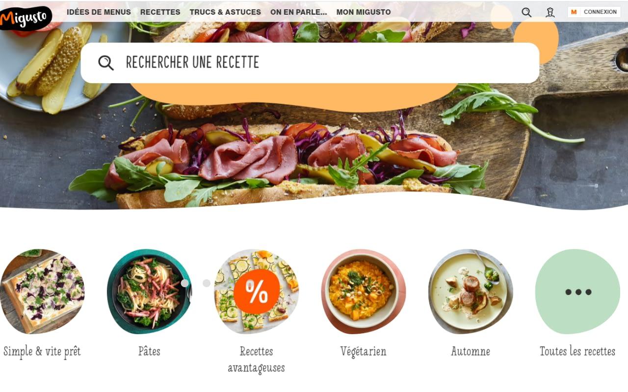 Nourriture, mirgros, recettes, blog, suisse