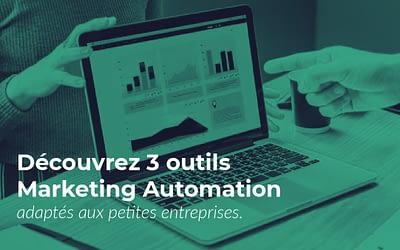 3 outils d'automation pour les petites entreprises