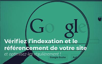 SEO : comment vérifier si Google indexe correctement mon site ?