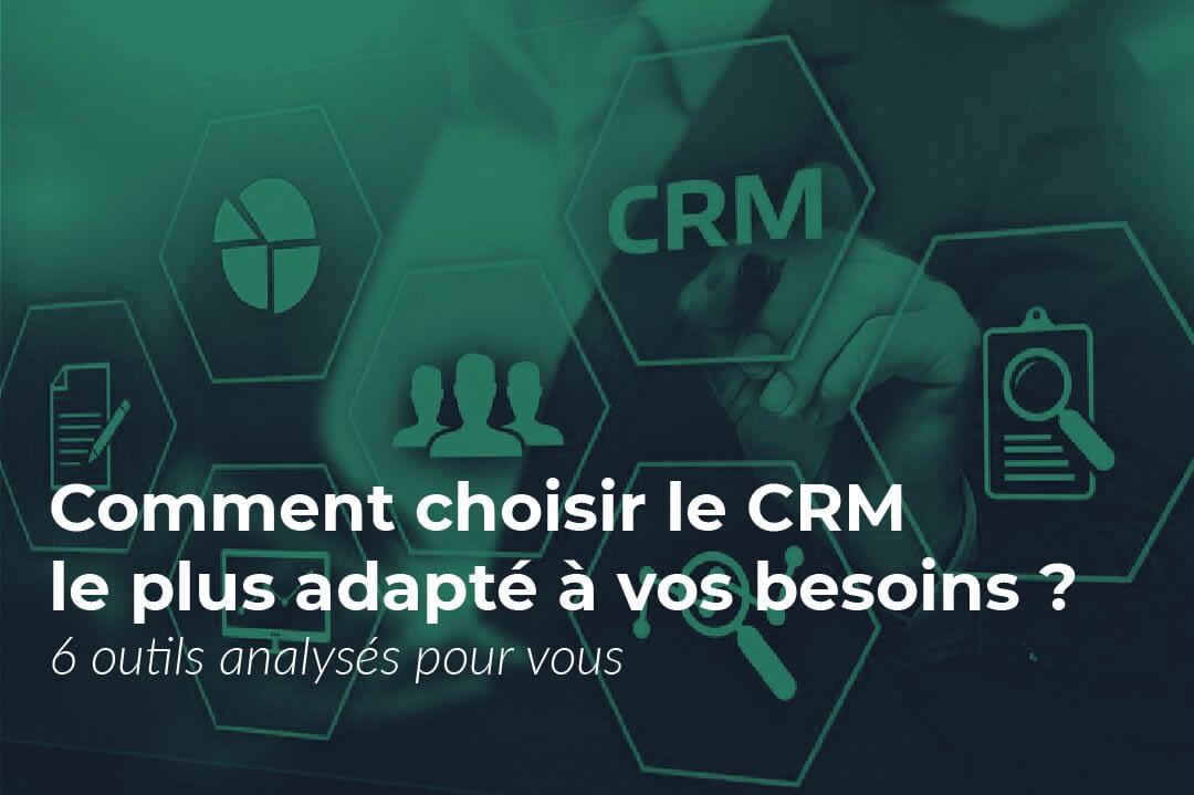 Outil de Sales Automation : comment choisir le bon CRM?