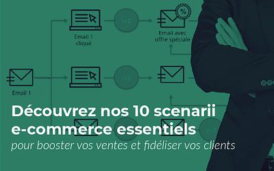 Marketing Automation : les 10 scenarii e-commerce essentiels